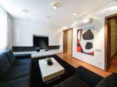 Дизайн гостиной в стиле минимализм: тонкости и важные нюансы