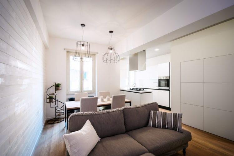 Дизайн кухни гостиной 16 кв.м.