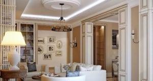 Гостиная и кухня-гостиная в итальянском стиле – солнечный интерьер с темпераментом