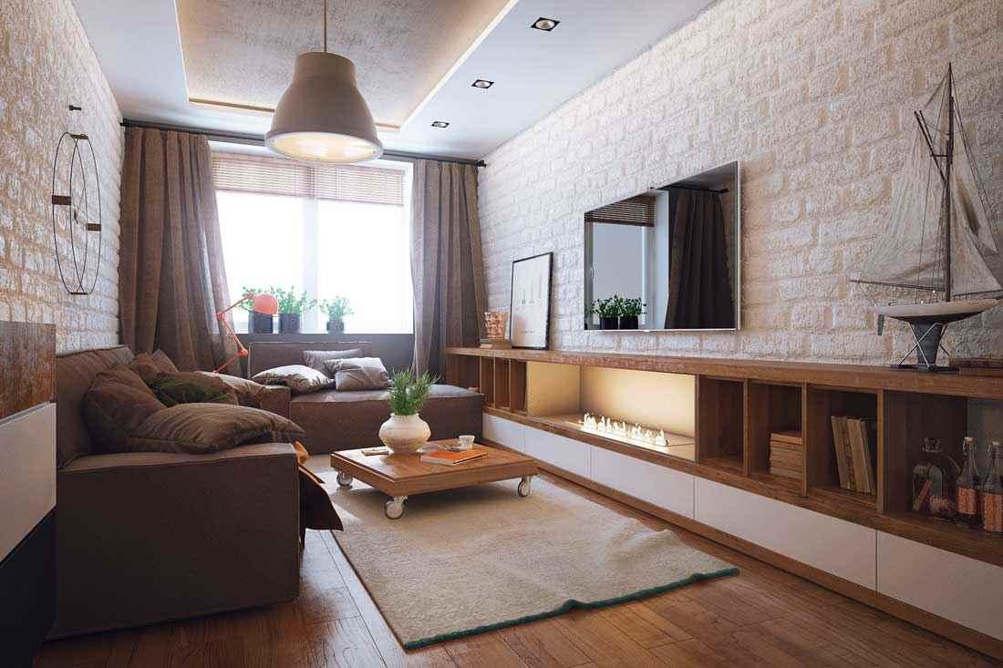 Гостиная 16 кв. м. в квартире или доме: полезные идеи дизайна и обустройства