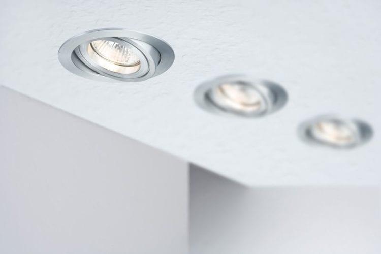 Поворотные точечные светильники