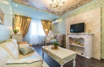 Дизайн интерьера гостиной 18 метров в доме и квартире