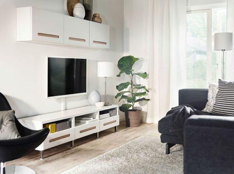 Мебель для гостиной икеа