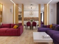 Дизайн гостиной площадью 30 кв. м: как реализовать интерьер мечты