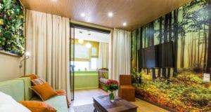 Интерьер гостиной в хрущевке: как гармонично оформить 18 квадратных метров