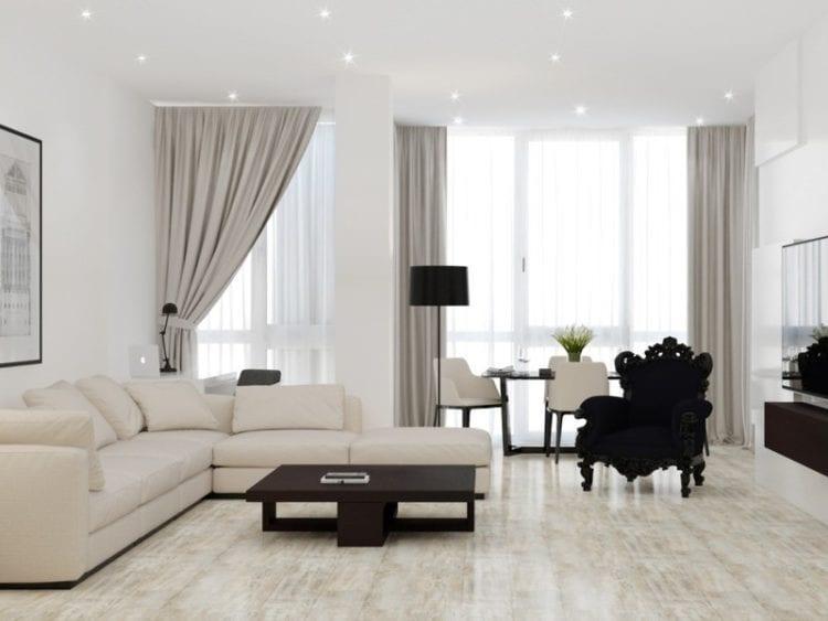 Какой выбрать диван в гостиную в современном стиле