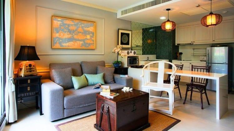 Дизайн кухни-гостиной 30 квадратных метров