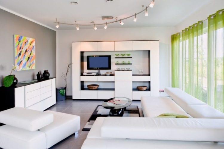 Гостиная в современном стиле – безграничный диапазон роскошных решений для комфорта и жизни