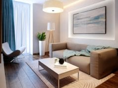 Дизайн гостиной площадью 12 кв. м: как оформить комнату для отдыха