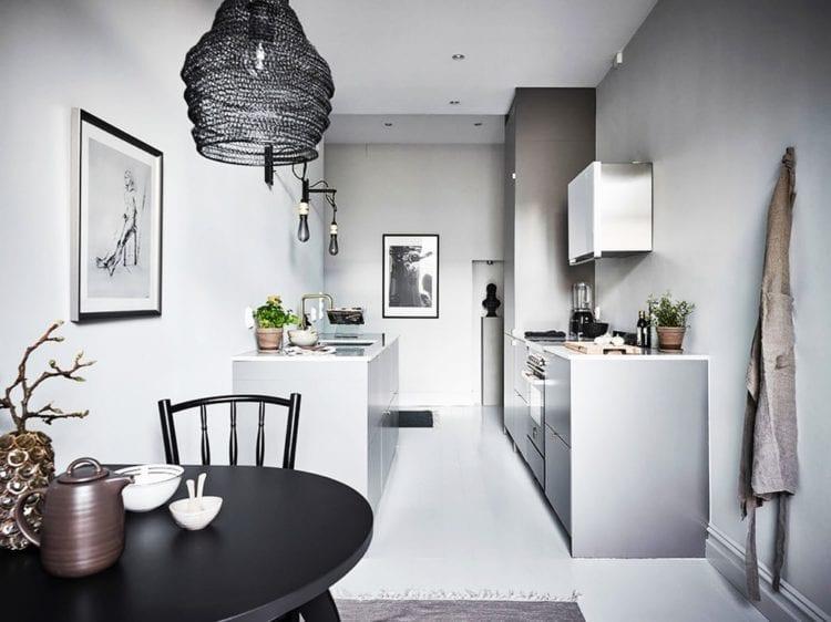 Кухня гостиная 15 кв