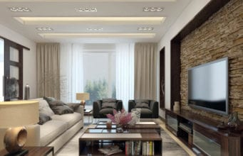 Гостиная 5 на 5 метров: особенности оформления, цвета и меблировки на площади в 25 кв.м.