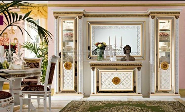 Итальянские витрины для гостиной