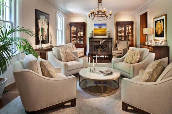 Выбираем современные кресла для гостиной
