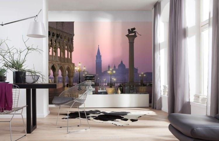 Фотообои в гостиную или зал