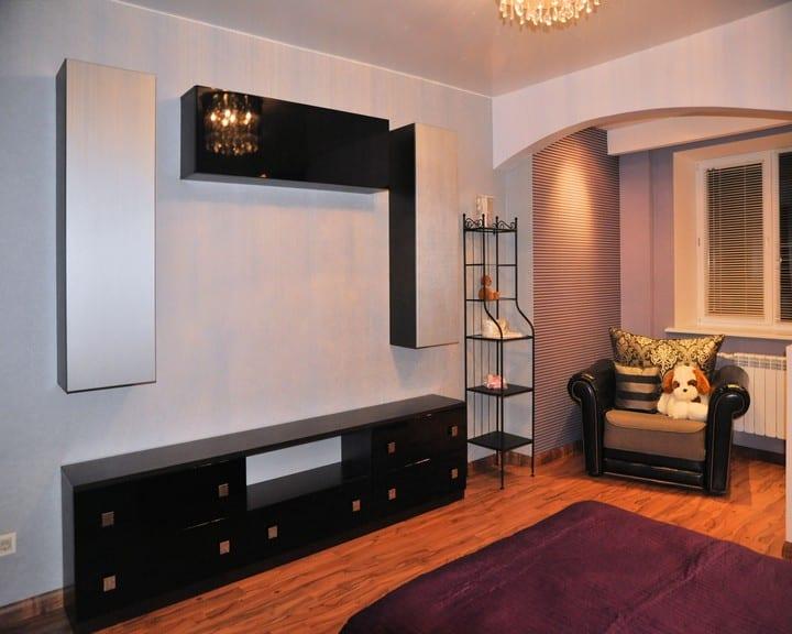 Дизайн горки в квартире