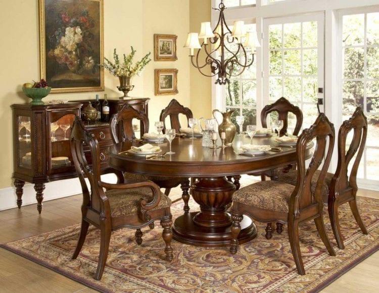 Основные критерии выбора стола для гостиной