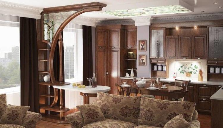 Выбираем подходящий стиль для кухни-гостиной 20 кв.м.