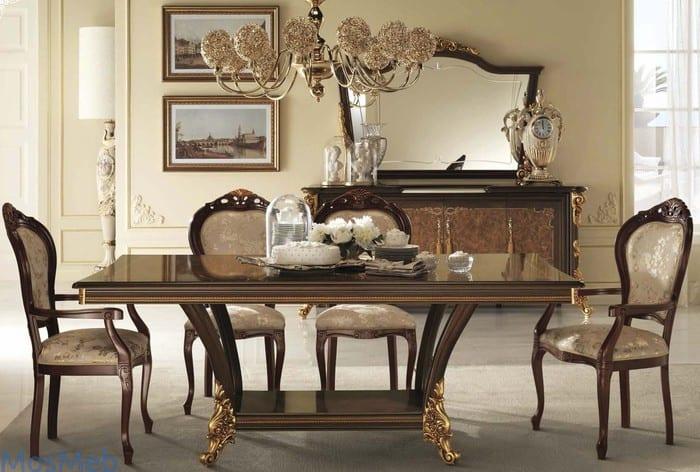 Итальянские столы, стулья и кресла для гостиной