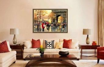 Картины в гостиную