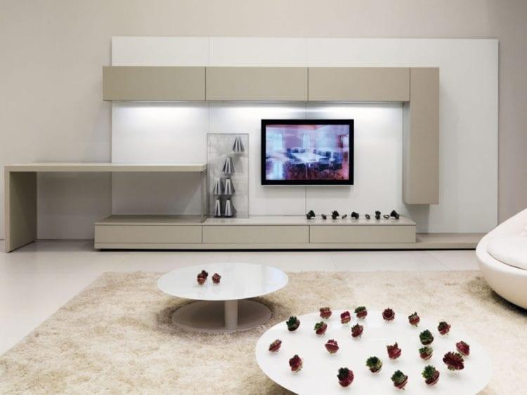 Мебельная современная стенка