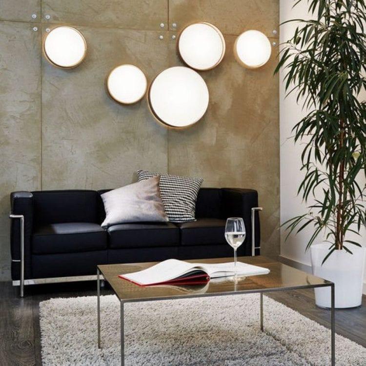 Светильники в гостиную и зал