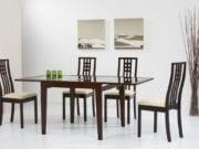 Cтоловая группа для кухни и обеденные группы для гостиной: особенности выбора
