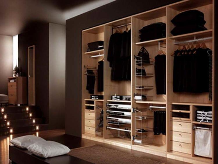 Шкафы гардеробные внутреннее наполнение