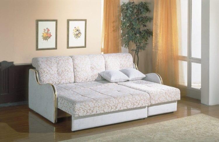 Диван для гостиной комнаты со спальным местом