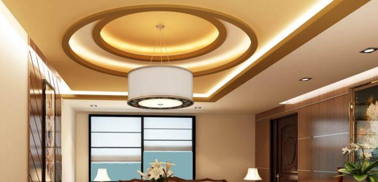 Потолок гипсокартон дизайн