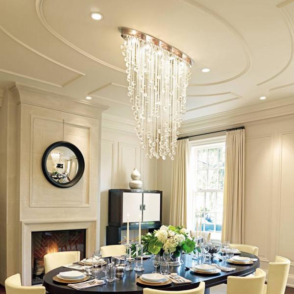 Шикарные люстры для гостиной