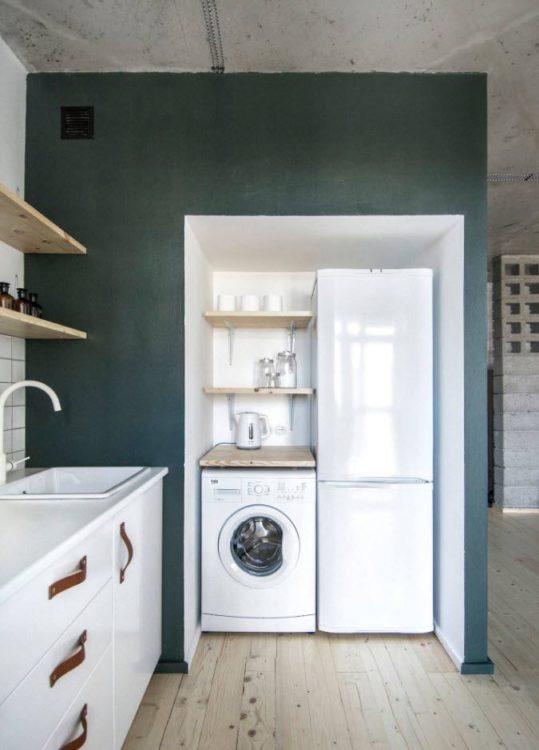 Ниша для холодильника